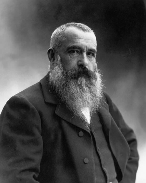 Claude Monet Painter