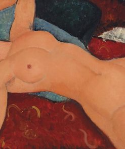 Nu couché Modigliani oil painting replica