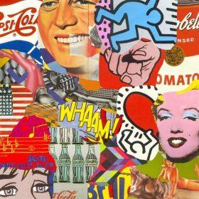 Pop & Op Art