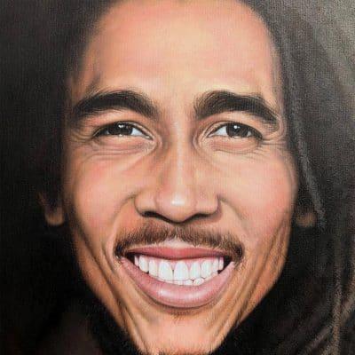 Bob Marley Suqare