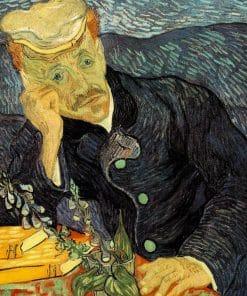 Van Gogh Dr Gachet oil painting reproduction