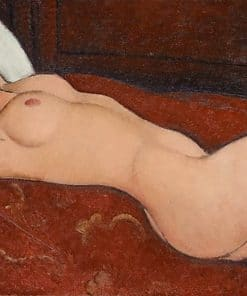Modigliani Nude oil painting reproduction