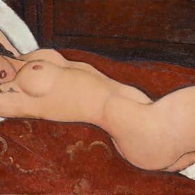 Modigliani Paintings