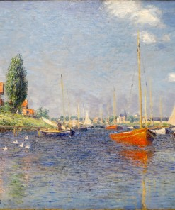 Argenteuil Red Boats