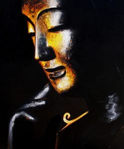 buddha head ks